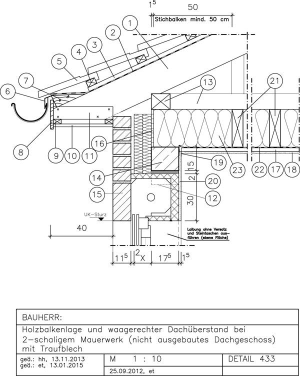 433 holzbalkenlage waager dach berstand bei verbl avanet. Black Bedroom Furniture Sets. Home Design Ideas